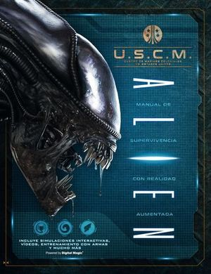ALIEN: MANUAL DE SUPERVIVENCIA CON REALIDAD AUMENTA