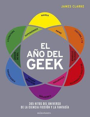 EL AÑO DEL GEEK.  365 HITOS SCI-FI Y FANTASY