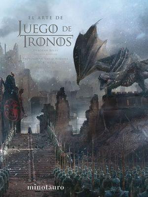 EL ARTE DE JUEGOS DE TRONOS