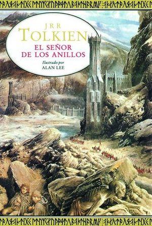 EL SEÑOR DE LOS ANILLOS ILUSTRADO