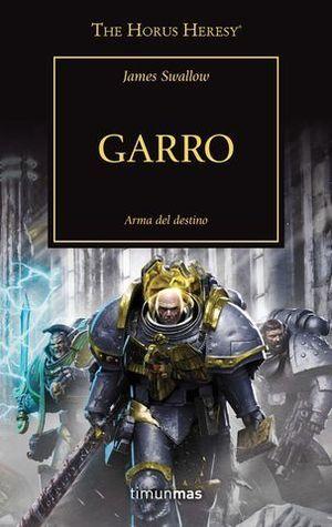 GARRO 42.  UNIVERSO WARHAMMER