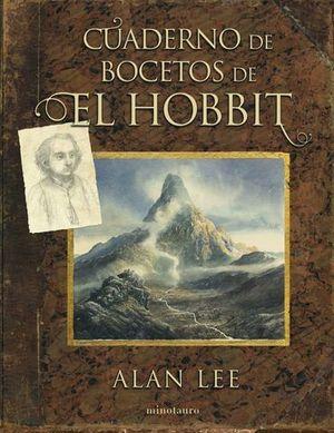 EL HOBBIT. CUADERNO DE BOCETOS.