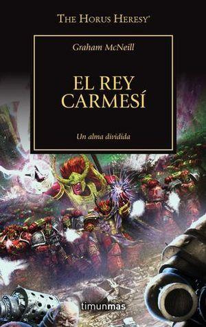 EL REY CARMESÍ Nº 44/54.