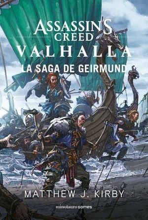 ASSASSIN´S CREED VALHALLA: LA SAGA DE GEIRMUND.