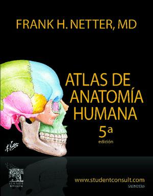 ATLAS DE ANATOMIA HUMANA 5ª ED.