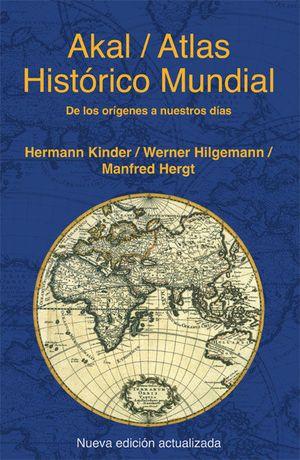 AKAL ATLAS HISTORICO MUNDIAL