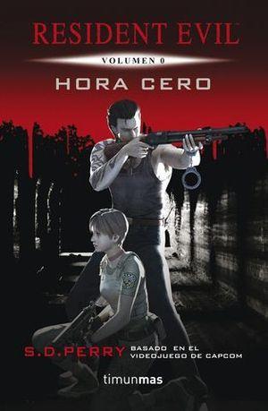 HORA CERO RESIDENT EVIL VOLUMEN 0
