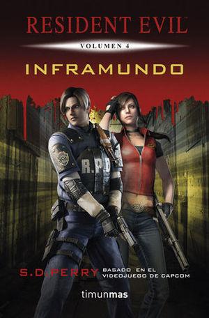 INFRAMUNDO RESIDENT EVIL VOLUMEN 4