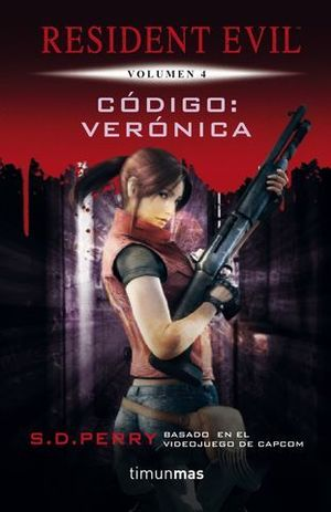 CODIGO: VERONICA RESIDENT EVIL VOLUMEN 6