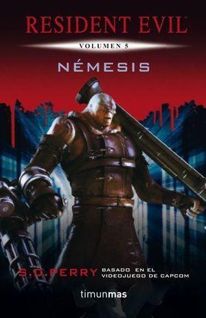 NEMESIS RESIDENT EVIL VOLUMEN 5