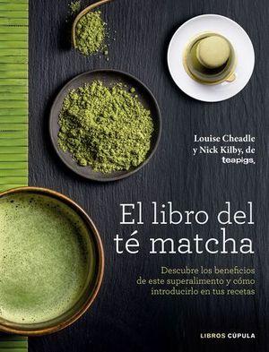 EL LIBRO DEL TE MATCHA