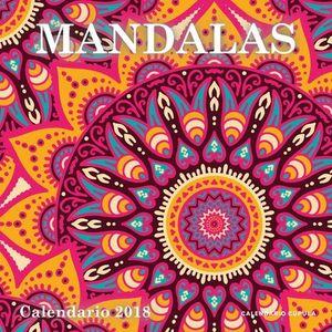 CALENDARIO MANDALAS 2018