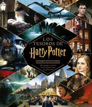 LOS TESOROS DE HARRY POTTER. EDICION ACTUALIZADA