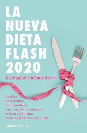 LA NUEVA DIETA FLASH 2020