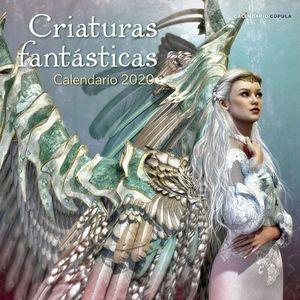 CALENDARIO 2020 CRIATURAS FANTASTICAS