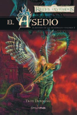 ASEDIO, EL. RETORNO DE LOS ARCHIMAGOS VOLUMEN 2