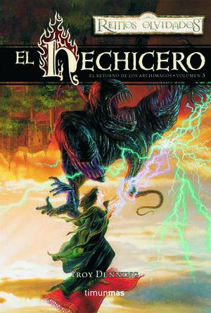 HECHICERO, EL RETORNO DE LOS ARCHIMAGOS VOLUMEN 3