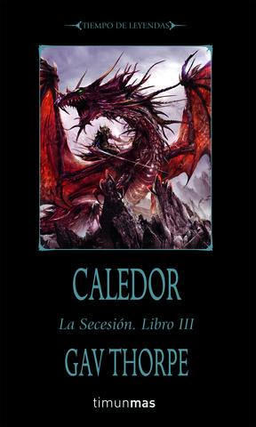 CALEDOR LA SUCESION LIBRO III