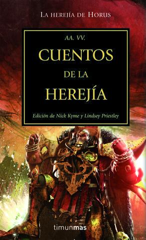 CUENTOS DE LA HEREJIA