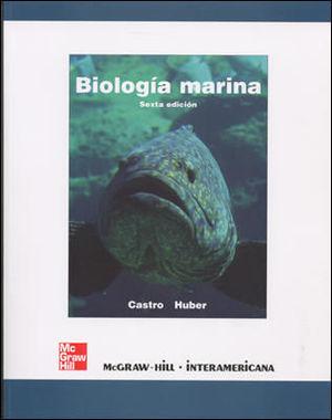 BIOLOGIA MARINA 6ª ED 2007