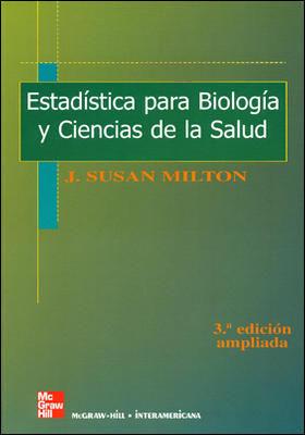 ESTADISTICA PARA BIOLOGIA Y CIENCIAS DE LA SALUD 3º ED 2007