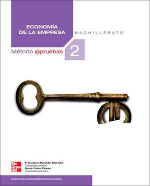 ECONOMIA DE LA EMPRESA APRUEBAS 2º BACHILLERATO