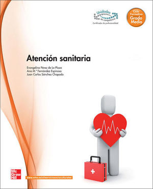 ATENCION SANITARIA GRADO MEDIO ED. 2013