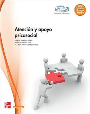 ATENCION Y APOYO PSICOSOCIAL GRADO MEDIO ED. 2012