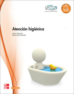 ATENCION HIGIENICA GRADO MEDIO ED. 2013