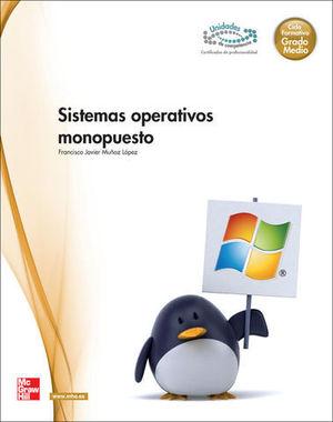 SISTEMAS OPERATIVOS MONOPUESTO GRADO MEDIO ED. 2012