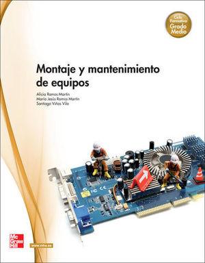 MONTAJE Y MANTENIMIENTO DE EQUIPOS GRADO MEDIO ED. 2012