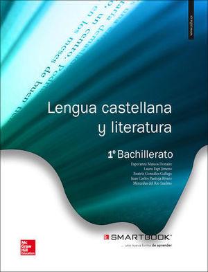 LENGUA Y LITERATURA 1º BACHILLER Incluye SMARTBOOK  ED. 2015