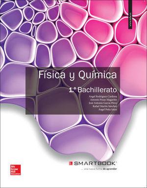 FISICA Y QUIMICA 1º BACHILLER Incluye SMARTBOOK ED. 2015
