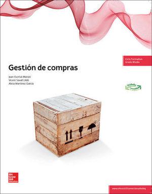 GESTION DE COMPRAS GRADO MEDIO ED. 2014