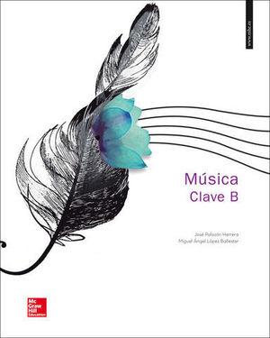 MUSICA CLAVE B ESO ED. 2015
