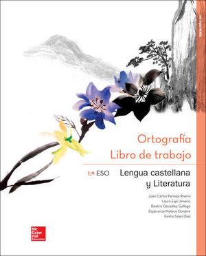 ORTOGRAFIA LIBRO DE TRABAJO 1º ESO