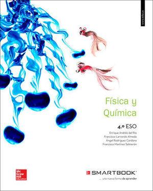 FISICA Y QUIMICA 4º ESO SMARTBOOK ED. 2016