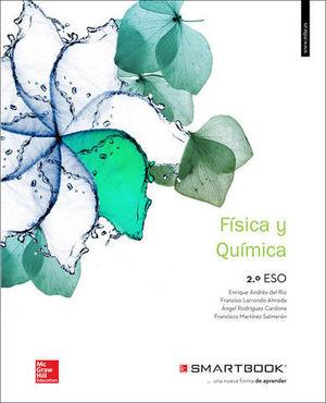 FISICA Y QUIMICA 2º ESO SMARTBOOK ED. 2016