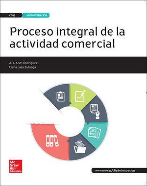 PROCESO INTEGRAL DE LA ACTIVIDAD COMERCIAL GRADO SUPERIOR ED. 2016