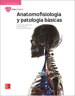 ANATOMOFISIOLOGIA Y PATOLOGIAS BASICAS. GRADO MEDIO ED. 2017