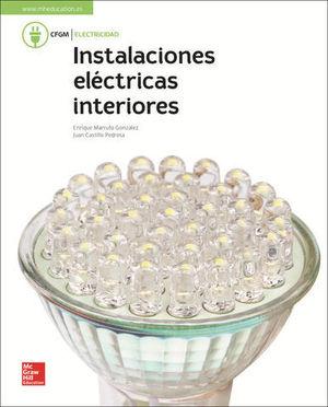 INSTALACIONES ELECTRICAS INTERIORES  ED. 2018