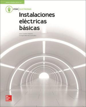 INSTALACIONES ELECTRICAS BASICAS GRADO MEDIO  ED. 2018