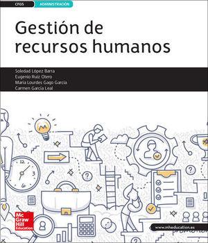 GESTION DE RECURSOS HUMANOS.  GRADO SUPERIOR.  ED. 2017