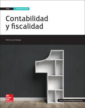 CONTABILIDAD Y FISCALIDAD.  GRADO SUPERIOR.  ED. 2017