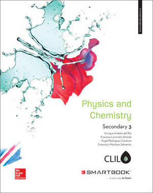PHYSICS AND CHEMISTRY 3º ESO CLIL SMARTBOOK ED. 2017