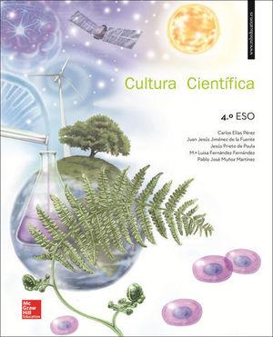 CULTURA CIENTIFICA 4º ESO SMARTBOOK ED. 2018