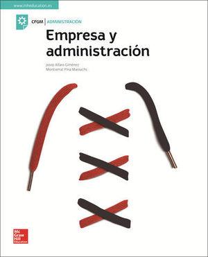 EMPRESA Y ADMINISTRACION  ED. 2018