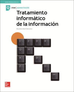 TRATAMIENTO INFORMATICO DE LA INFORMACION ED. 2018