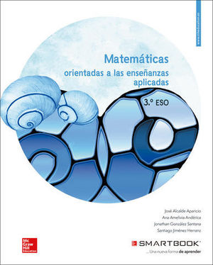 MATEMATICAS 3º ESO ORIENTADAS ENSEÑANZAS APLICADAS  ED. 2019