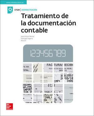 TRATAMIENTO DE LA DOCUMENTACION CONTABLE  ED. 2019